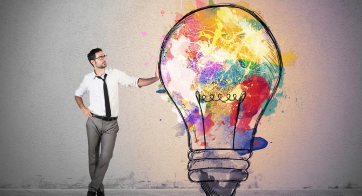 Creativity is fundamental to human life