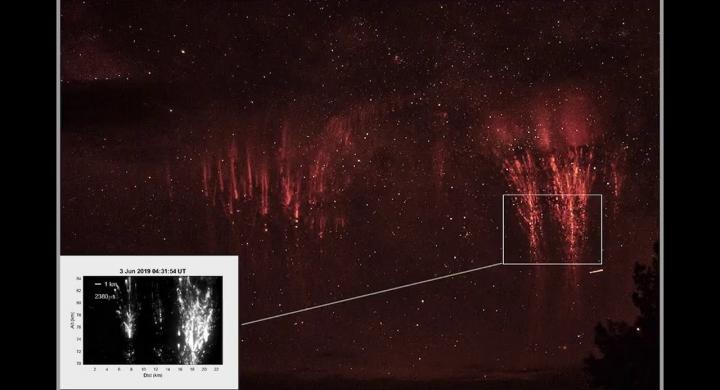 Sprite Lightning at 100000 Frames Per Second