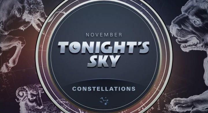 Tonight's Sky: November