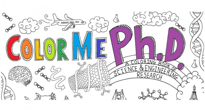 Color Me Ph.D.