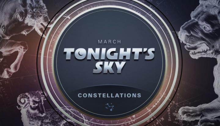 Tonight's Sky: March