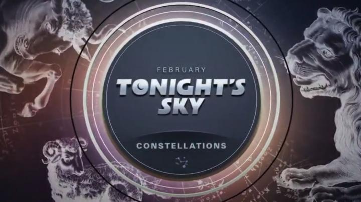Tonight's Sky: February 2021