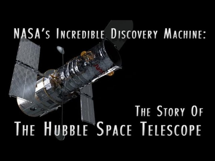 Happy 30th, Hubble! The Story of Incredible Discovery Machine