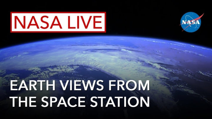 NASA ISS Live Stream - Earth From Space