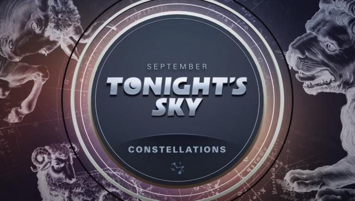 Tonight's Sky: September 2021