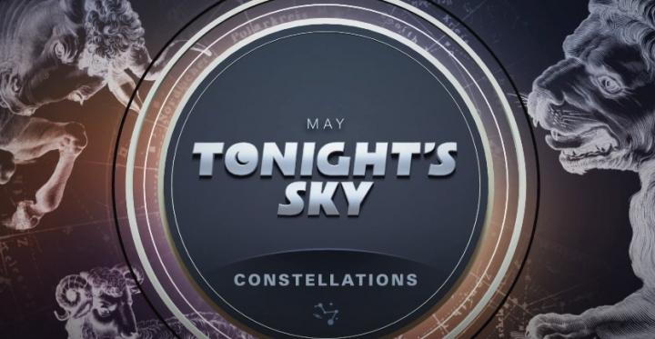 Tonight's Sky: May