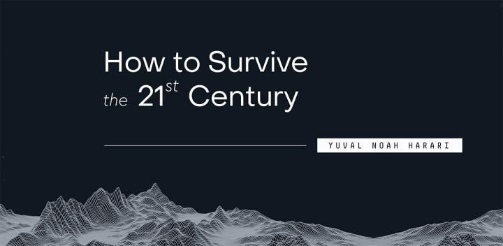 Read Yuval Harari's Blistering Warning to Davos in Full