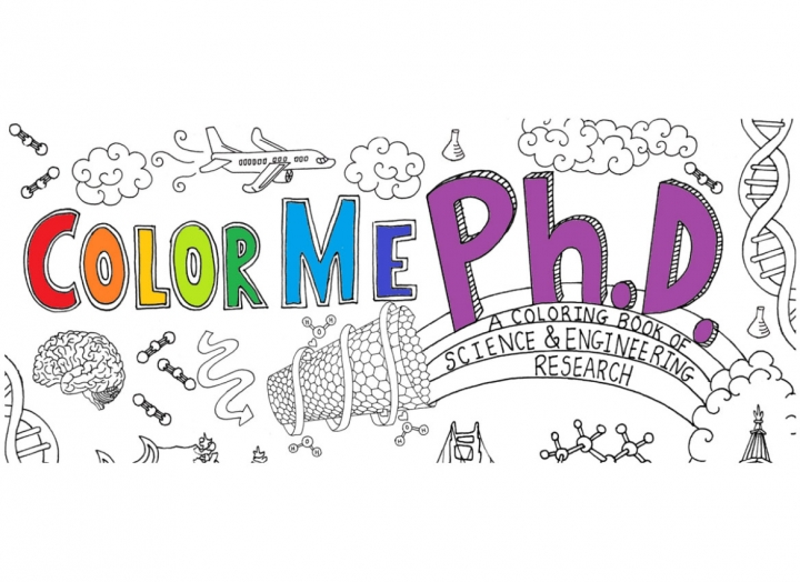 Color Me Ph.D.