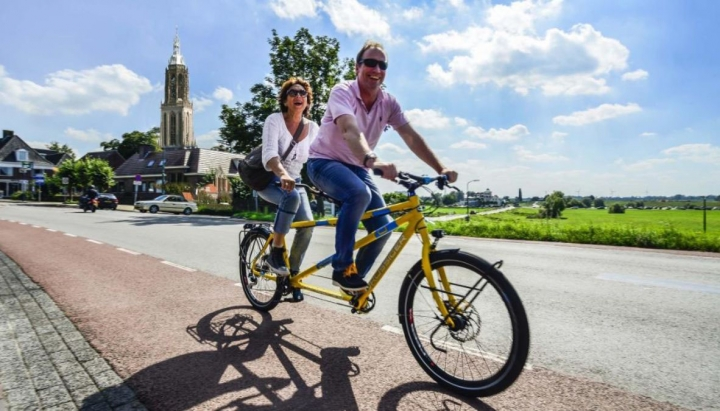 The Netherlands is Paying People to Cycle to Work