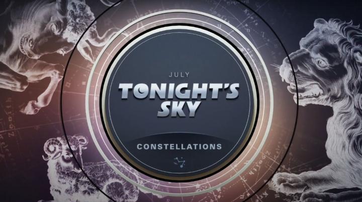 Tonight's Sky: July 2020