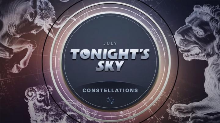 Tonight's Sky: July 2021