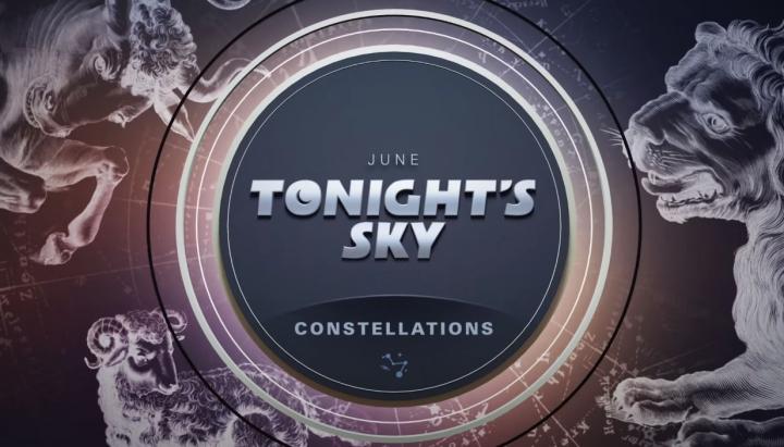 Tonight's Sky: June 2021