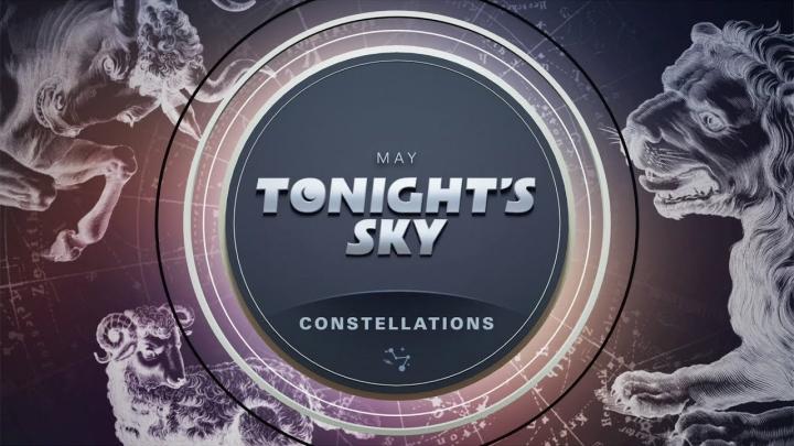 Tonight's Sky: May 2021