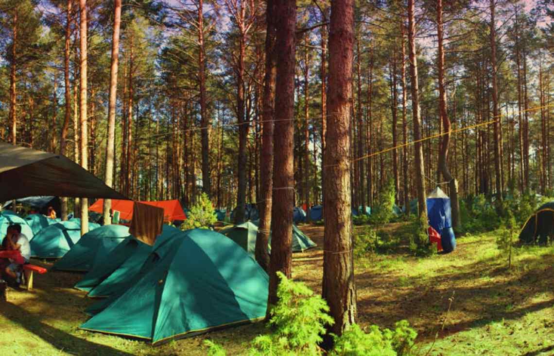 Camp Seliger