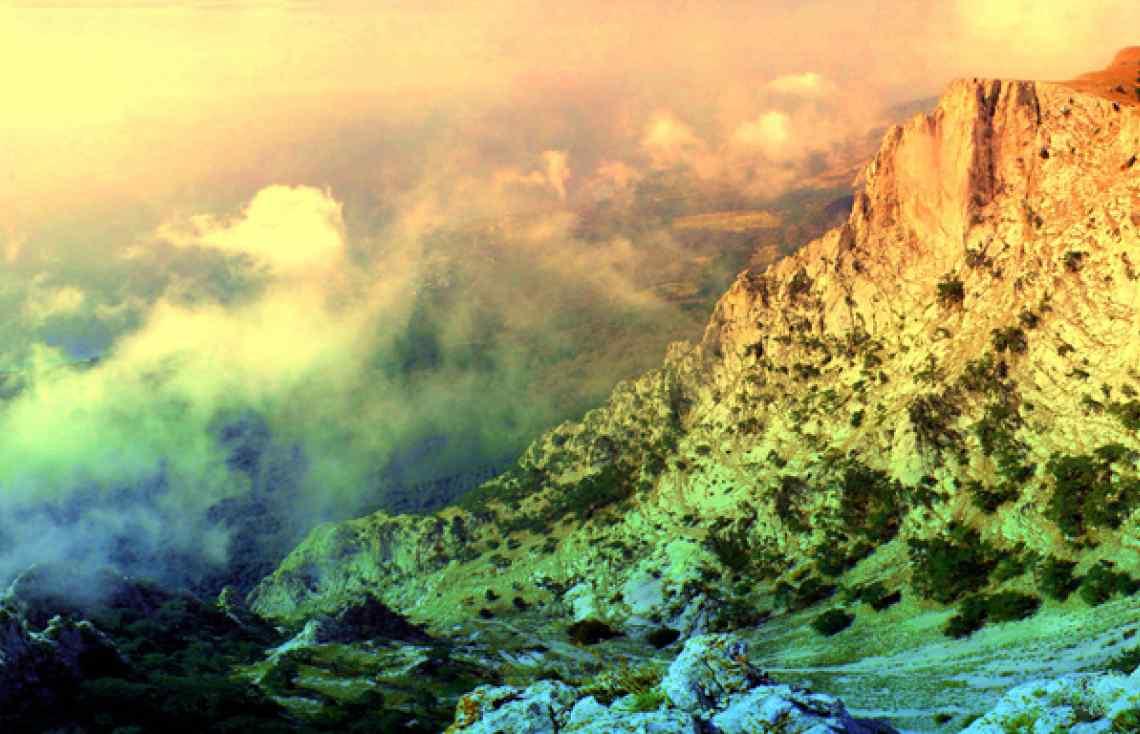 Peninsula of Crimea